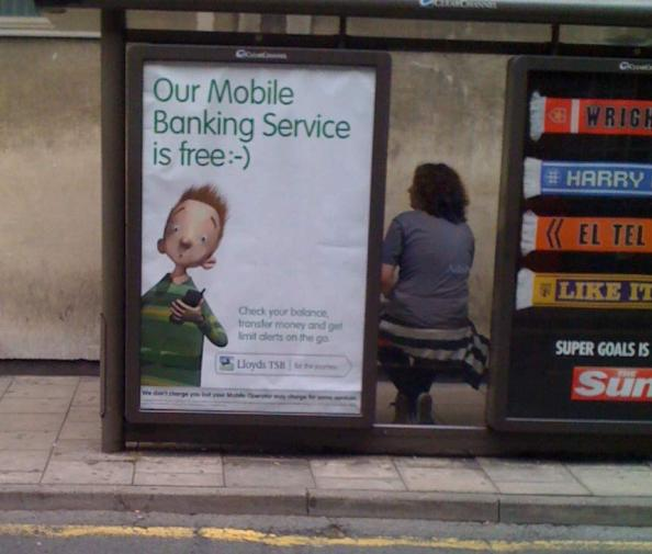 Lloyds Tsb Billboard