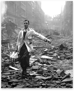 WWII Milkman